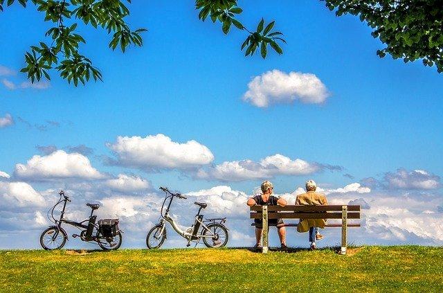Envie d'une balade à vélo ?