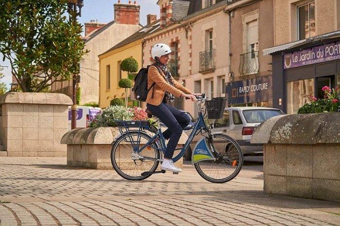 Location de vélos électriques, le Département expérimente ce nouveau service dans 4 intercommunalités