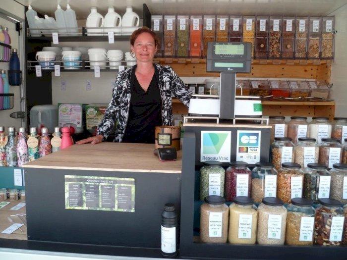 Presqu'île de Guérande : Vrac is back, l'épicerie bio et vrac ambulante