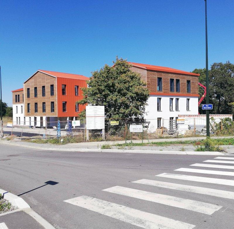 Pornic. «Palafito»: un immeuble de bureaux