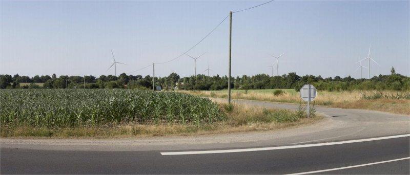 Les futures éoliennes de Rouans interrogent des riverains