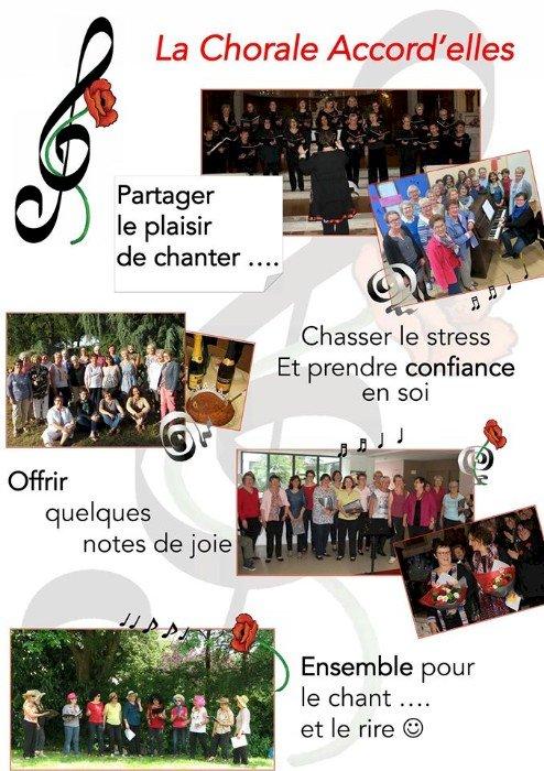 Chorale Accord'Elles
