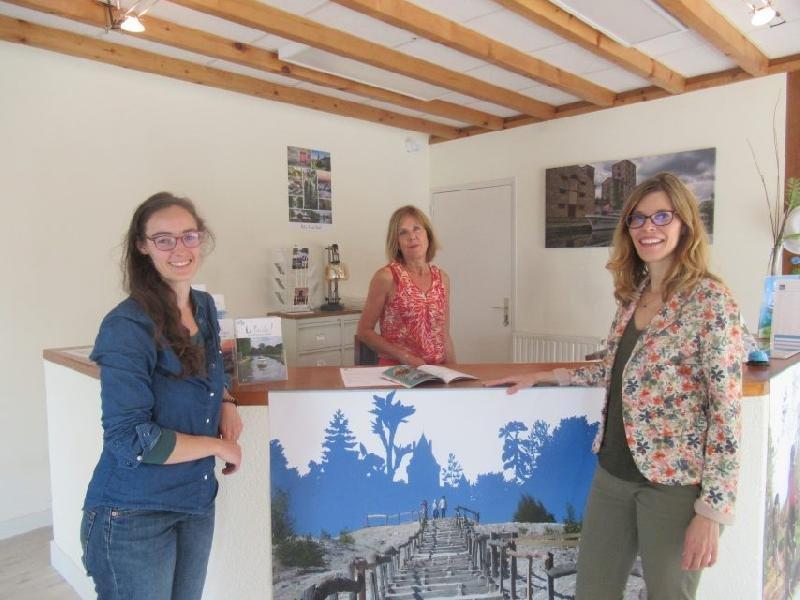 Le siège de l'office de tourisme Erdre Canal Forêt déménage à Nort-sur-Erdre