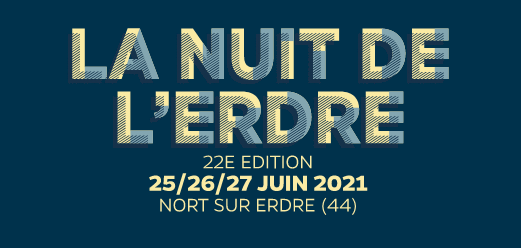 La Nuit de l'Erdre, rendez-vous les 25/26/27 juin 2021