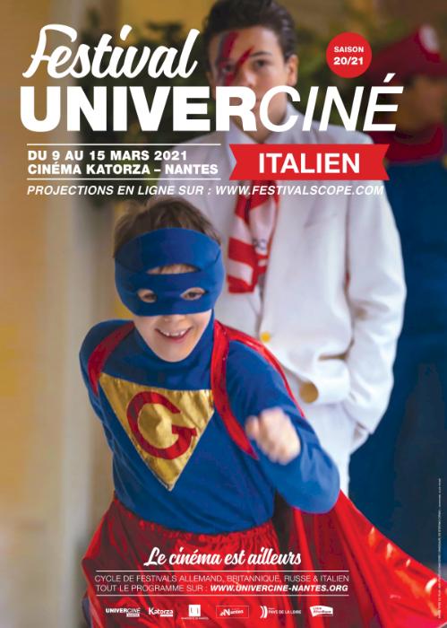 Festival Univerciné : découvrez le cinéma italien.