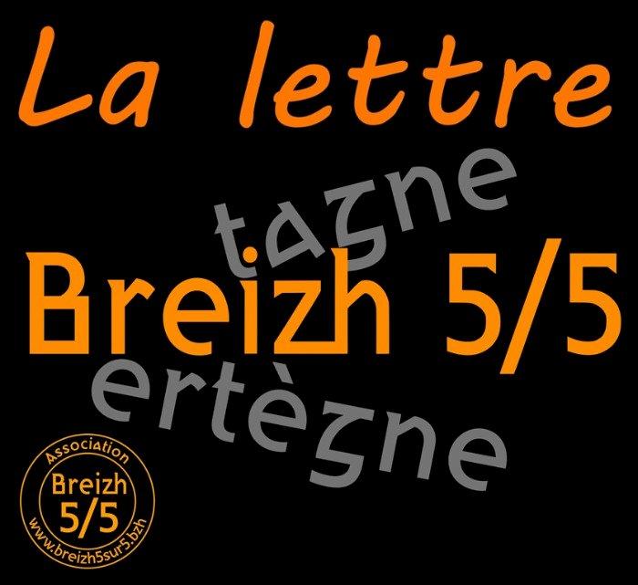 La Lettre Breizh 5/5, N°11, Décembre 2020