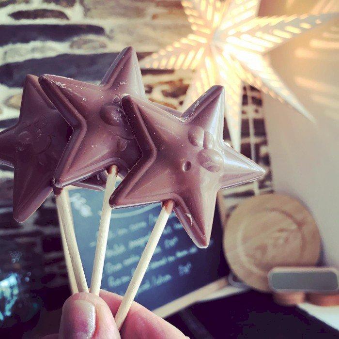 L'Atelier M à Plessé vous offre des chocolats...