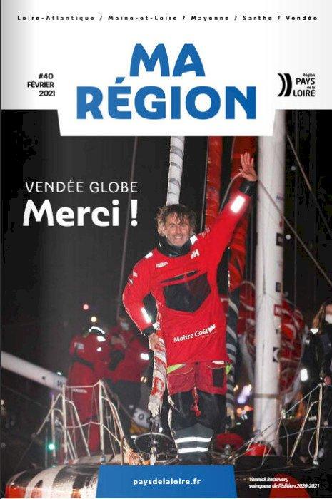 Magazine Ma Région, un dossier sur sur l'orientation