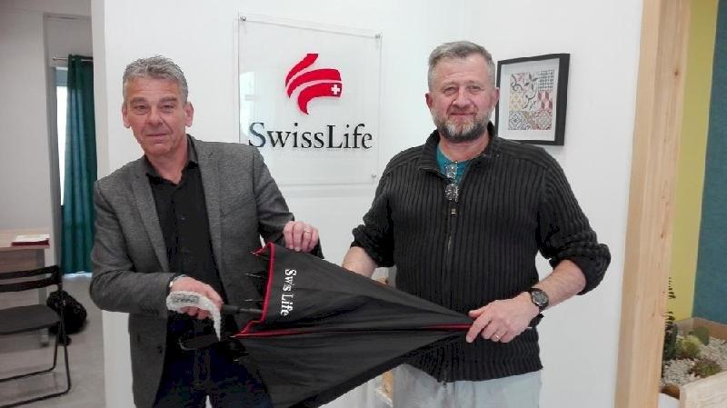 Gagnant du jeu du commerçant SwissLife