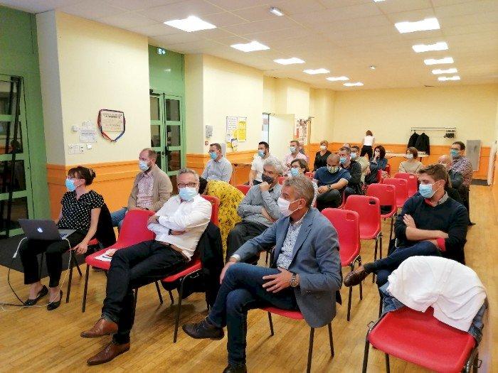 Assemblée Générale du Club des Entrepreneurs de la Région de Blain