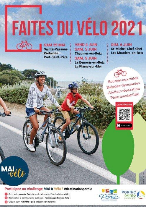"""[Tous en selle 🚲] La """"Faites du vélo"""""""