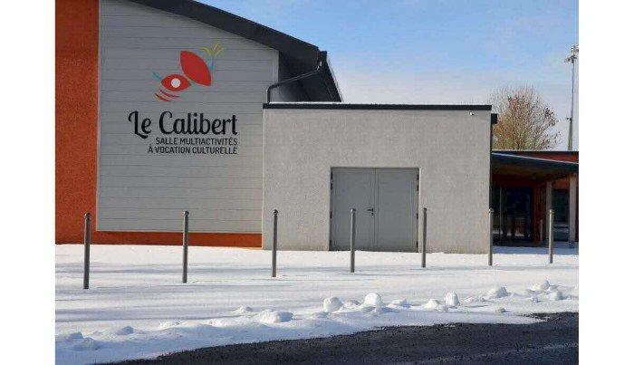 AG de Calibert en Scène