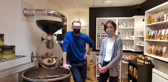 Brin de Café : nouveau partenaire Wiker