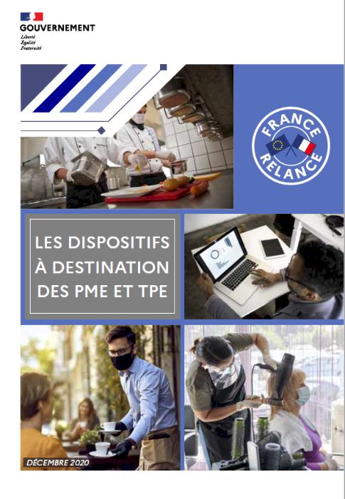 Dispositifs de relance PME et TPE
