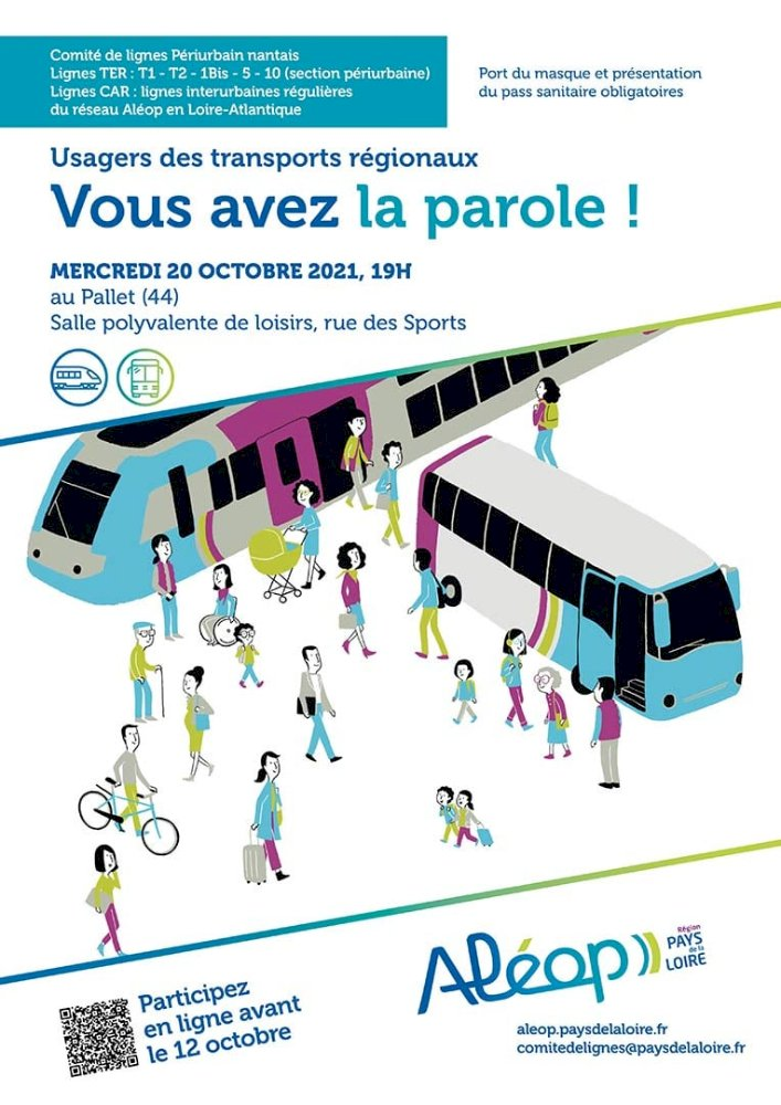 Train Tram, participez au Comité de lignes