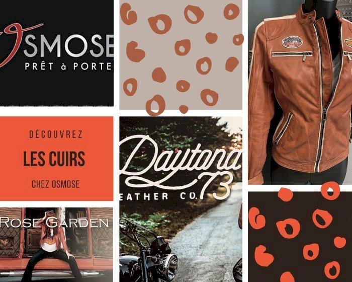 Nouveauté chez Osmose à Blain : Offrez-vous un cuir !!