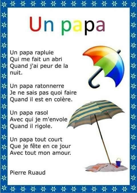 JEU CONCOURS 🌞 FÊTE des PAPAS 🌞