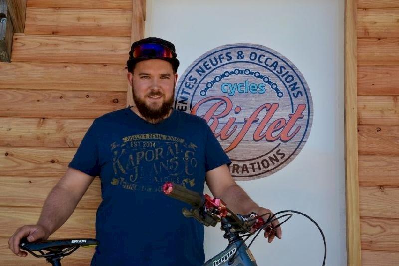 Blain : un nouveau magasin de vente et réparation de vélos a ouvert