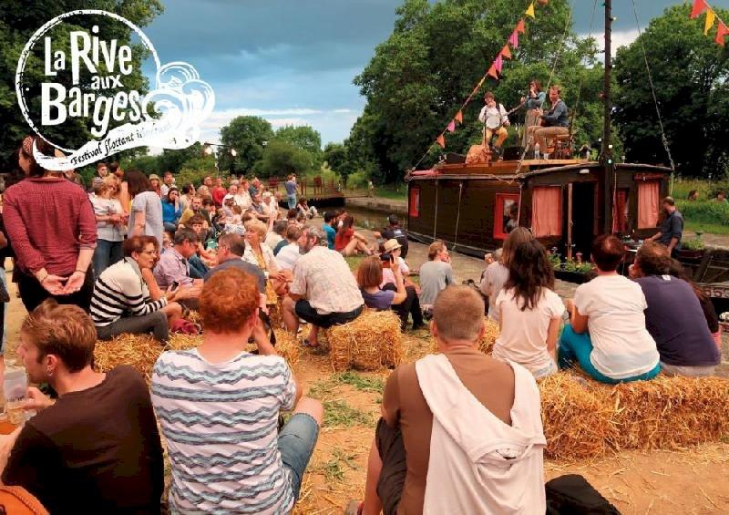 La Rive aux Barges - Festival Flottant itinérant | Ville de Blain