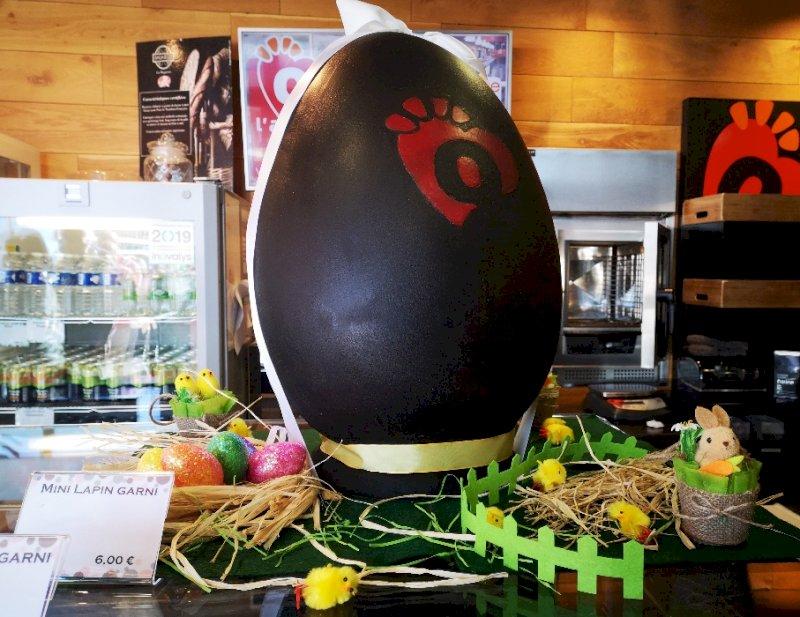 Concours de Pâques à l'amour est dans le Blé à Blain