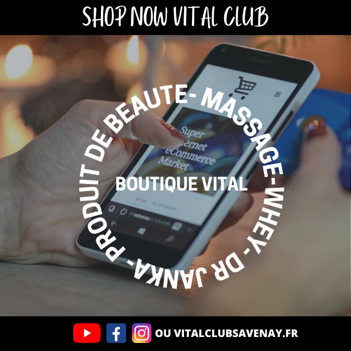 BOUTIQUE VITAL CLUB ONLINE