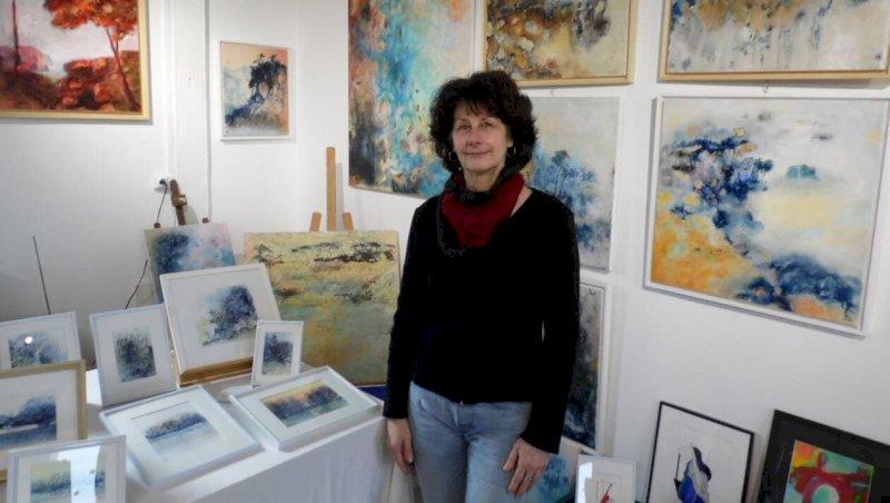 Rève Cordel s'inspire de la nature dans ses œuvres
