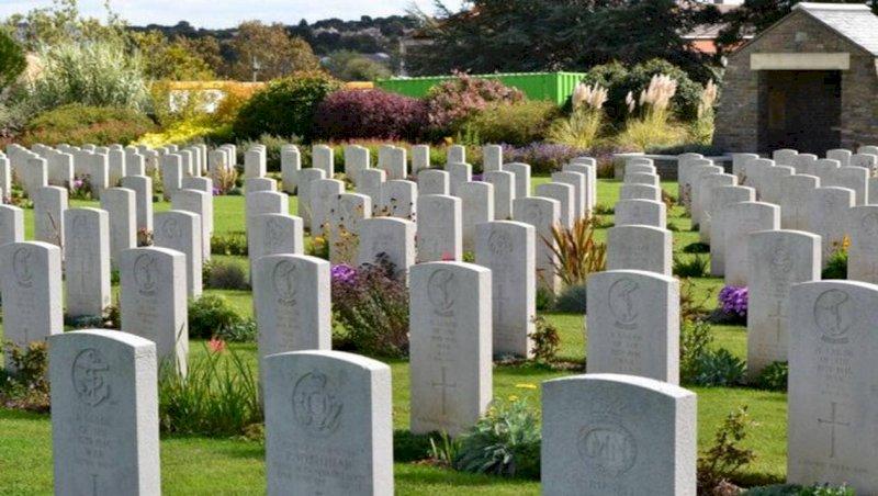 Pornic. Visite exceptionnelle du cimetière britannique à Pornic