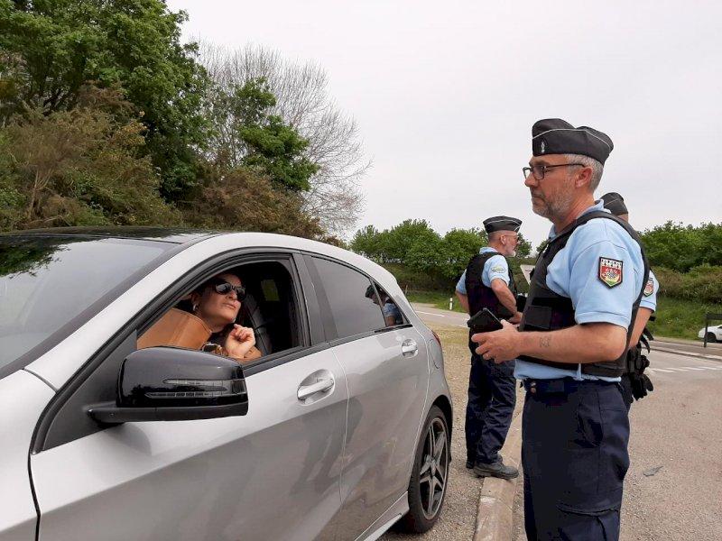 Confinement: en pays de Retz, environ 25 infractions par jour
