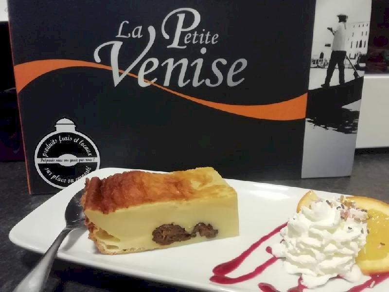 Le dessert du moment à la Petite Venise