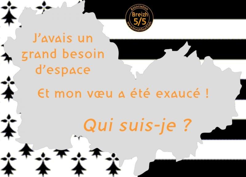 Quizz breton (Indice 3/5) : Attention, je débarque début mai … Qui suis-je ?