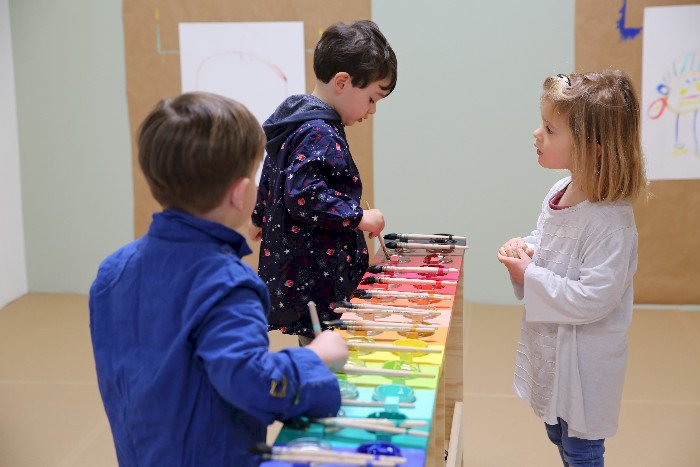 De nouveaux ateliers de pratique artistique à Mosquito Coast Factory