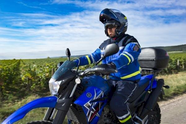 Loire-Atlantique : venez apprendre à bien conduire votre moto avec les gendarmes