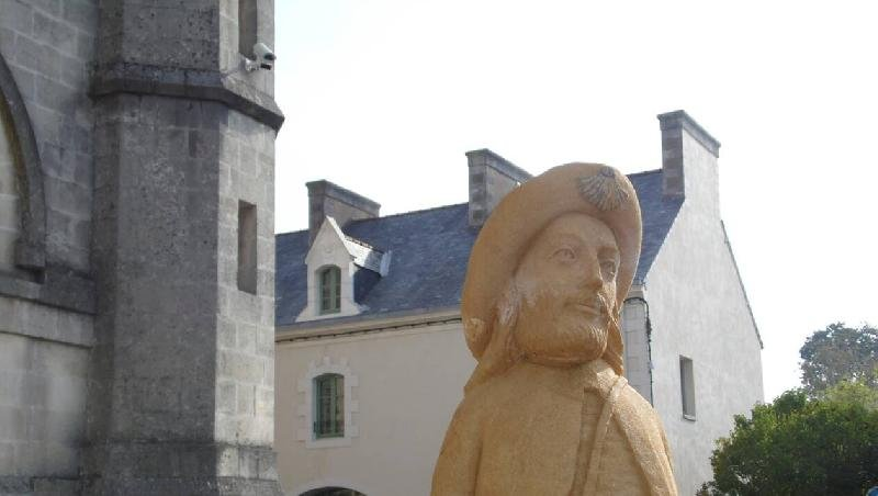 Guémené-Penfao. Statue de Saint-Jacques amputée : les auteurs identifiés