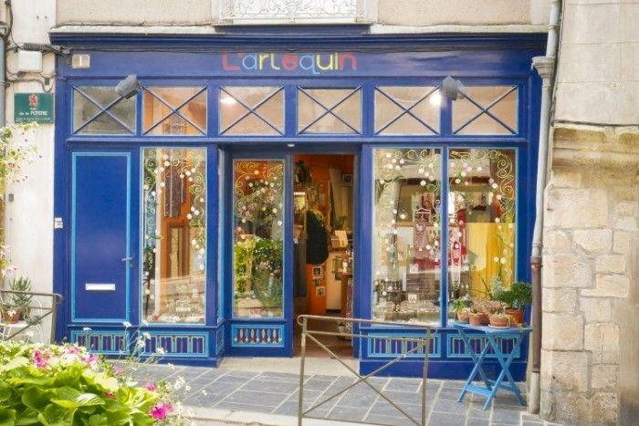 Bienvenue Chez Françoise à L'ARLEQUIN - 1 rue Poterie à Vitré !