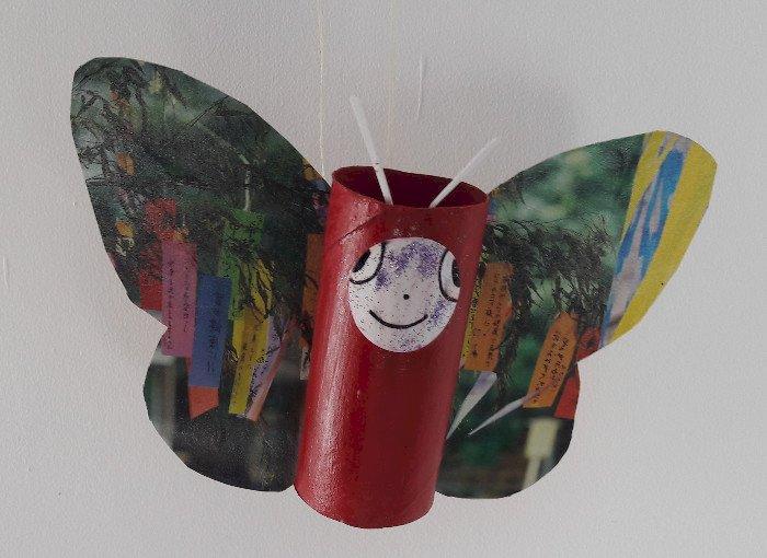 La fabrique du Papillon à souhait