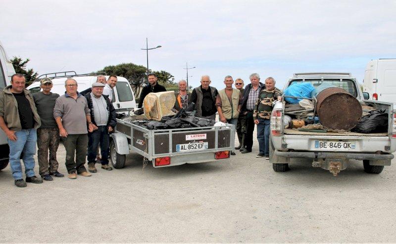 La Plaine-sur-Mer. Tous unis pour le grand nettoyage