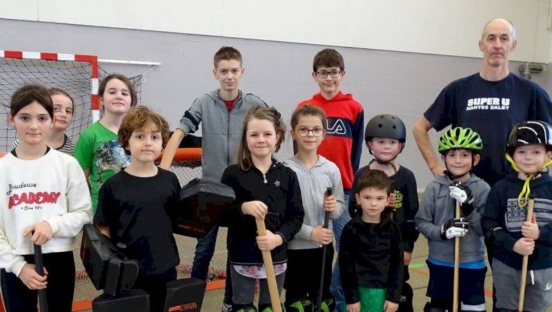 Rink-hockey: un tournoi départemental ce dimanche