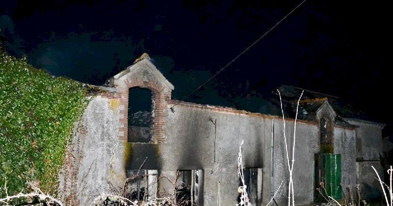Blain. Incendie?: une femme âgée retrouvée morte dans sa maison