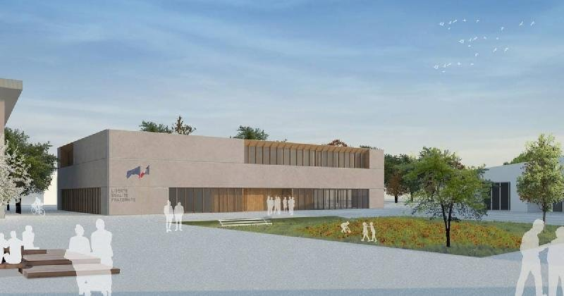Héric. Le nouvel hôtel de ville sortira de terre en octobre