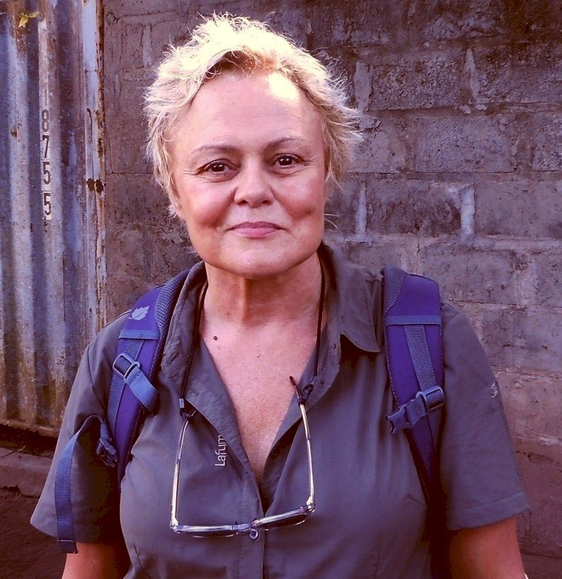 L'humoriste Muriel Robin à Blain en mai 2020 ?