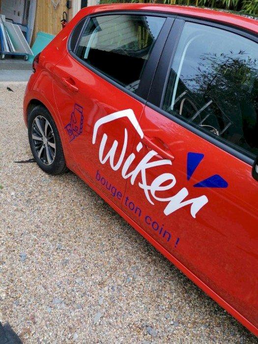 WiKer sillonne les routes avec sa nouvelle WiKer mobile !