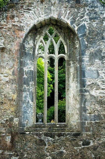Projet soutenu par la Région : L'Abbaye de Trizay
