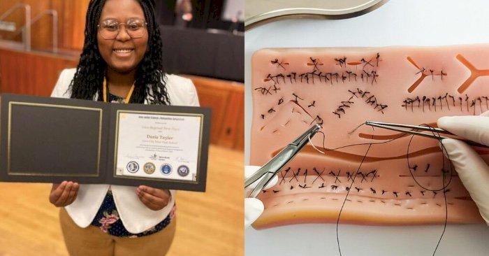À 17 ans, cette étudiante trouve un excellent moyen de détecter les infections