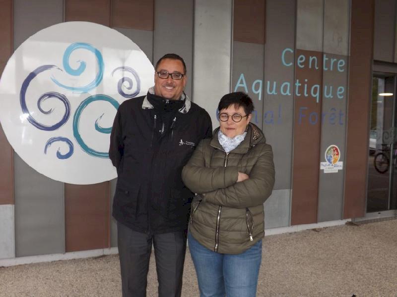 Dysfonctionnements au Centre aquatique de Blain : un collectif d'usagers formé pour améliorer le service