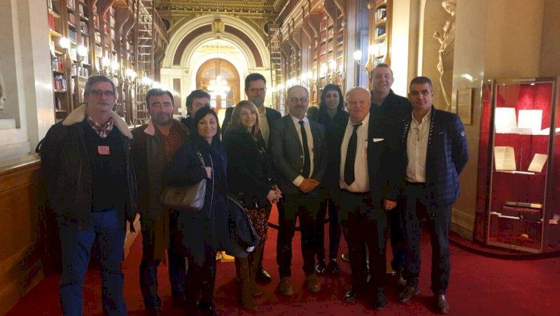 Les entrepreneurs du Pays de Retz au Sénat | Presse Océan