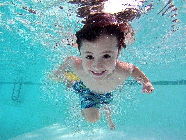 Apprendre à nagez