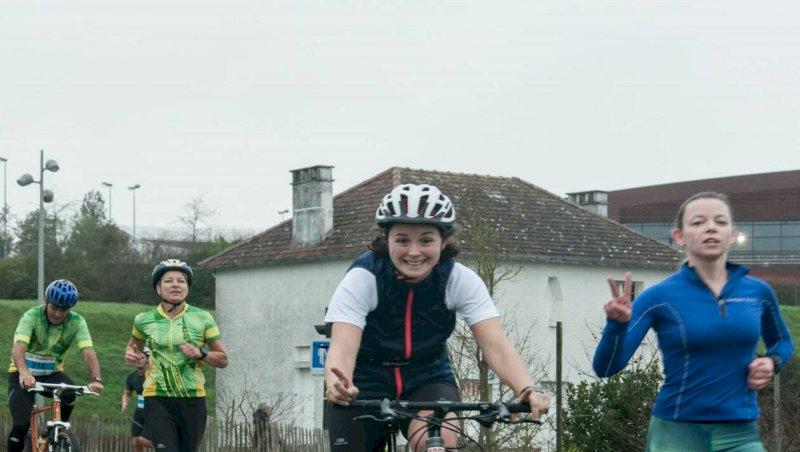 Pornic. Le run and bike a remporté un vif succès | Presse Océan