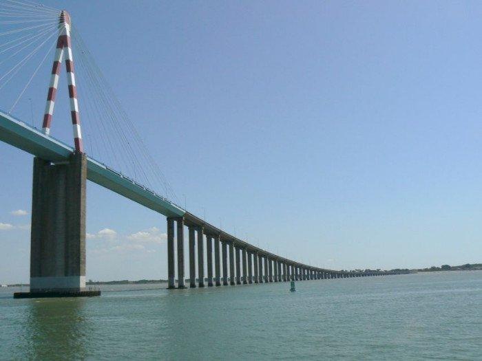 Le pont de Saint-Nazaire fermé les nuits des lundi 18 et mardi 19 mai