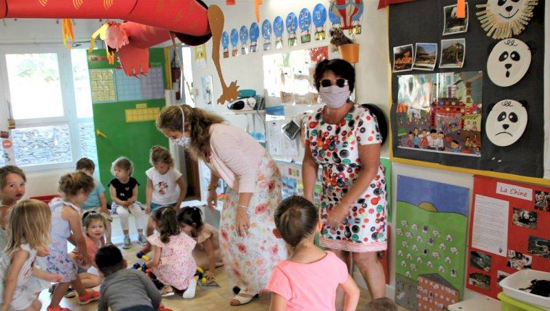 La Plaine-sur-Mer. Pour Marie-France, le grand livre d'école se ferme   Presse Océan