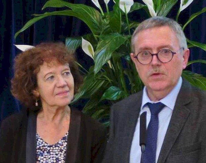 Mme Chailleux saluée pour 25 ans de mandat